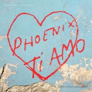 Phoenix - Ti Amo (LP) (Warner)