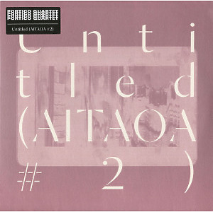 Portico Quartet - Untitled (AITAOA #2) (GONDWANA RECORDS)
