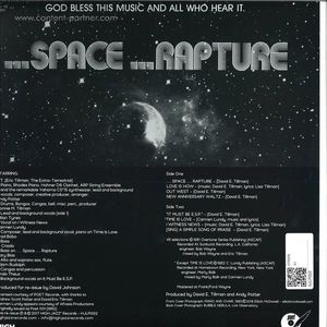 Potter & Tillman - Space... Rapture