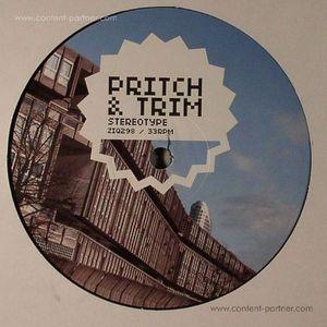 Pritch & Trim - Stereotype / Kiss My Arse (planet mu)