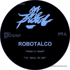 ROBOTALCO - ROBOTALCO EP (on the prowl)