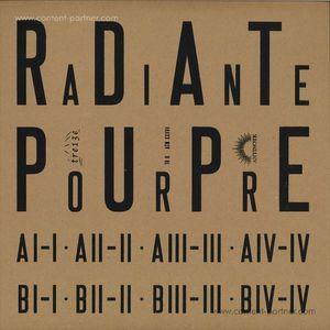 Radiante Pourpre - Radiante Pourpre LP (Antinote)