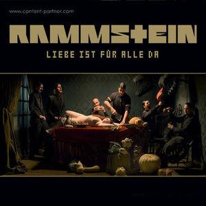 Rammstein - Liebe Ist Für Alle Da (180g 2LP Remaster (Vertigo Berlin)