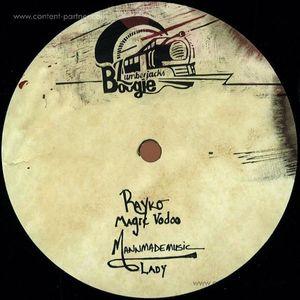 Rayko / Mannmademusic / Mr MEndel / Em V - Lumberjacks Boogie Vol. 1 (Lumberjacks Boogie)
