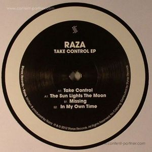 Raza - Take Control Ep ( Black Vinyl) (styrax)