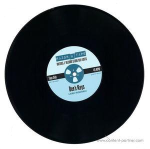 Razor N Tape - Record Store Day Edits (Repress - Black  (razor n tape)