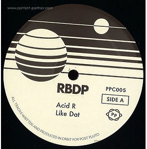 Rbdp - Rbdp Ep (Post Pluto)