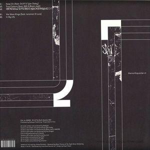 Redeyes - Blueprints Ep