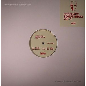 Redshape - Bonuz Beatz Vol 1 (Back In) (running back)