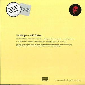 Redshape - Shit / Drive