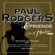 Rodgers,Paul Live At Montreux 1994