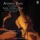 Rognoni,A./Ensemble L'Aura Soave Sonaten f�r Violine & Bass/Opera Quinta
