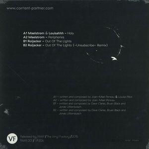Roijacker, Maelstrom, Louisahhh - Raar 001 (Incl. _Unsubcribe Remix)