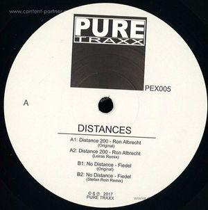 Ron Albrecht / Fiedel - Distances (Vinyl Only) (Pure Traxx)
