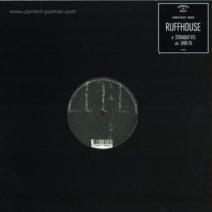 Ruffhouse - Straight 9's / UVB-76 (Repress)