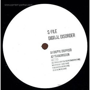S-file - Digital Disorder (GND Records)