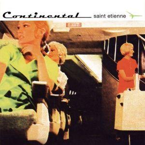 Saint Etienne - Continental (LP+MP3) (Pias Coop/Heavenly)