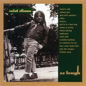Saint Etienne - So Tough (LP+MP3) (Pias Coop/Heavenly)