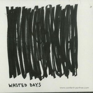 Sam Binga - Wasted Days (CD) (Critical Music)