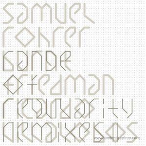 Samuel Rohrer - Range of Regularity Remixes II (Arjunamusic)