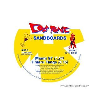 Sandboards - Miami (Cold Tonic)