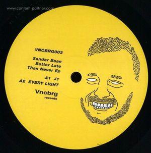 Sander Baan - Better Late Then Never Ep (Veniceberg Records)