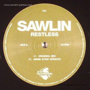 Sawlin - Restless (MRSK Remix) (Technorama)