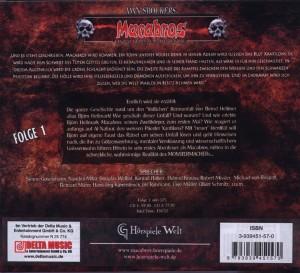 Schocker,Dan - Macabros 1-Der Monstermacher (Digipack)