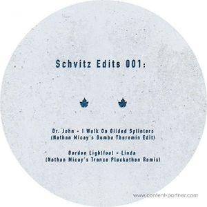 Schvitz Edits 001 - Bwana / Nathan Micay (Schvitz Edits)