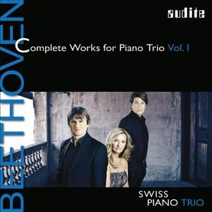 Schweizer Klaviertrio - Complete Works For Piano Trio Vol.1 (Audite Musikproduktion)