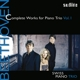 Schweizer Klaviertrio Complete Works For Piano Trio Vol.1