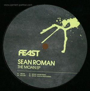 Sean Roman - The Moan EP (Feast Records)