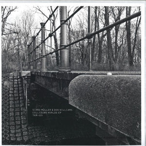 Sirko Müller & Don Williams - Colliding Worlds EP (TOKOMAK)
