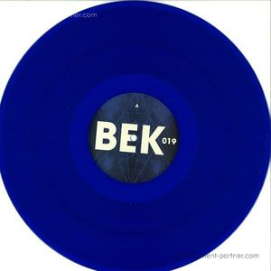 Slam - Minor Interruption (blue Transp. Vinyl) (bek audio)