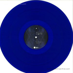 Slam - Minor Interruption (blue Transp. Vinyl)