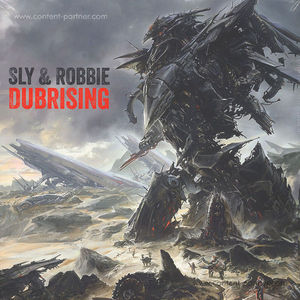 Sly & Robbie - Dubrising (180g Vinyl only release!) (Tabou 1 Records)