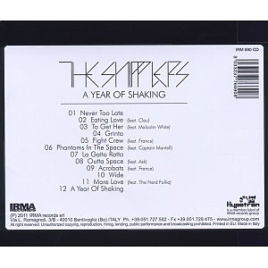 Snipplers,The - A Year Of Shaking