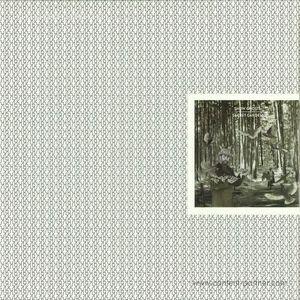 Snow Ghosts - Secret Garden (houndstooth)