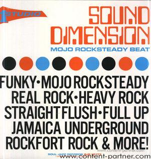 Sound Dimension - Mojo Rocksteady Beat - 2LP Repress (soul jazz)