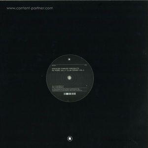 Spencer Parker - No More Silly Club Songs Vol. 1 (rekids)