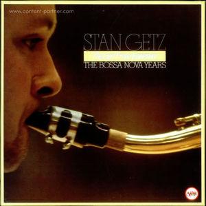 Stan Getz - The Stan Getz Bossa Nova Years (5LP Box) (Verve)