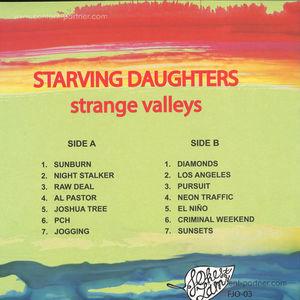 Starving Daughters - Strange Valleys Lp