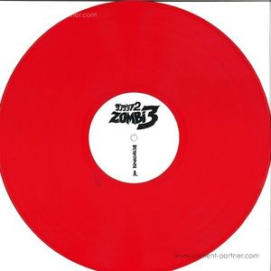 Stefano Mainetti - Zombi 3 8 (Black Vinyl, Red Sticker)