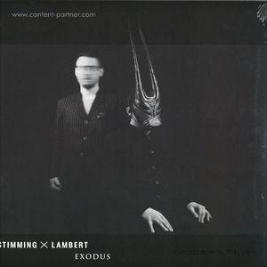 Stimming X Lambert - Exodus (180g LP+MP3) (Kryptox)