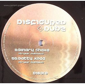 Stryker Matthews - Binary Shake / Batty Koda (disfigured dubz)