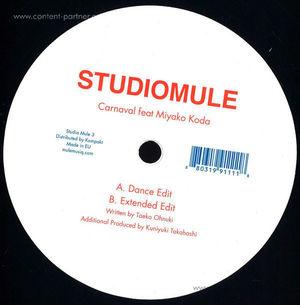 Studio Mule - Carnaval feat Miyako Kouda aka Dip In Th (mule musiq)