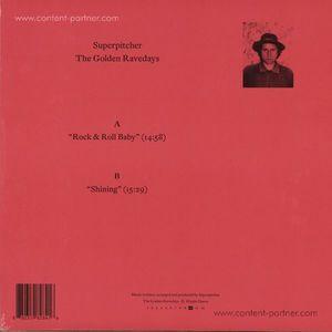 Superpitcher - The Golden Ravedays 10 (LP + Download)