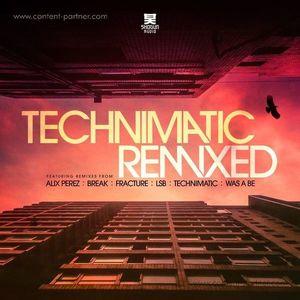 Technimatic - Technimatic Remixed Ep (shogun audio)