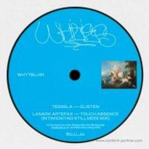 Tessela / Lanark Artefax - Blue 01 (Whities)