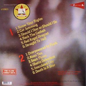 The Clash - Combat Rock (180g black vinyl)
